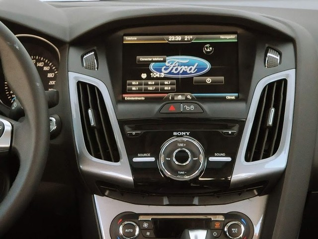 Ford libera atualização de software para SYNC 1 e 2