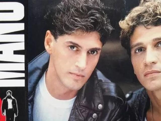 Mano a Mano - Pedindo amor (LP 1992)