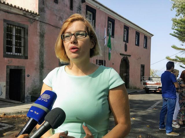 Sara Madalena pede mudança de local do posto móvel da PSP na Ponta do Sol