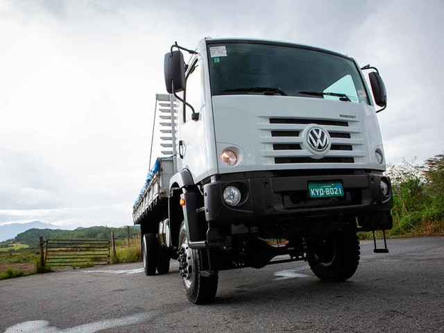 Lançamento: VW Constellation 15.190 tem tração off road 4×4