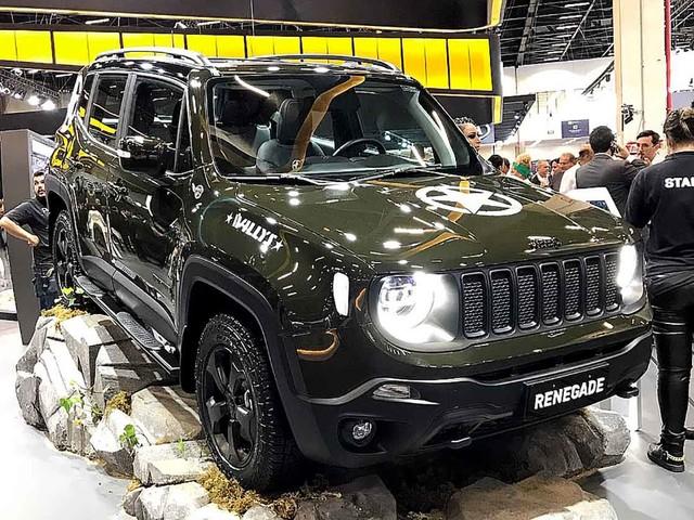 Jeep Renegade Willys terá apenas 250 unidades por R$ 146.990