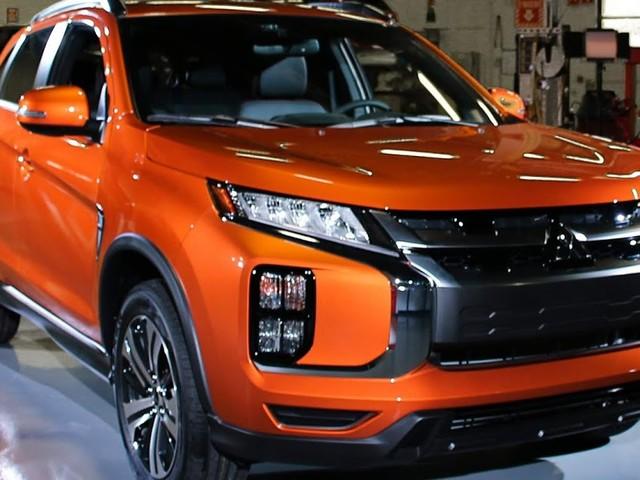 Mitsubishi ASX 2020 chega aos EUA como Outlander Sport