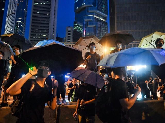 Líderes estudantis de Hong Kong convocam greve universitária