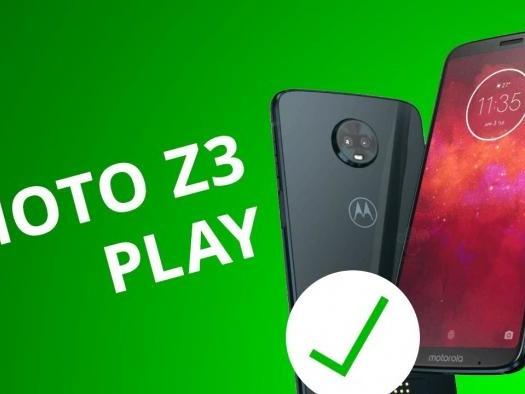 5 motivos para COMPRAR o Moto Z3 Play