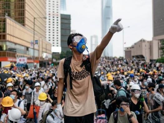 Em Hong Kong, manifestantes usam Bluetooth para burlar monitoramento