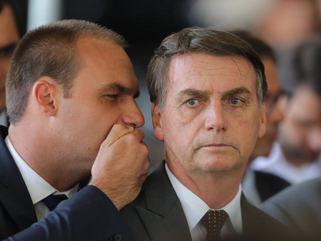 PEC de Eduardo Bolsonaro impediria o pai de indicar ministros do STF