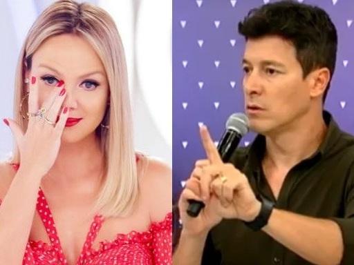 Rodrigo Faro arma plano infalível para destruir audiência da entrevista de Eliana com Xuxa Meneghel no SBT
