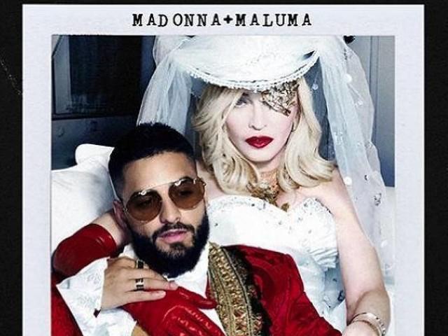 'Medellín': Madonna anuncia que terá música ao lado de Maluma em seu novo álbum