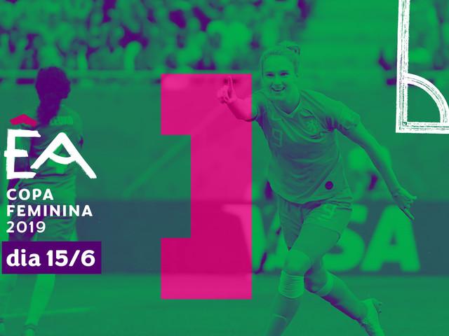 Oêa: Copa 2019 —