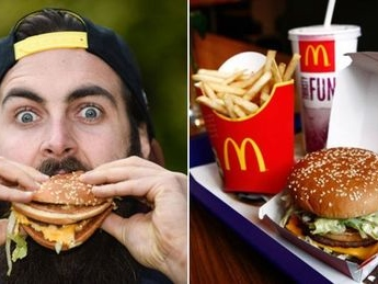 McDonald's vai dar 100 dólares para quem conseguir comer o Big Mac Challenge