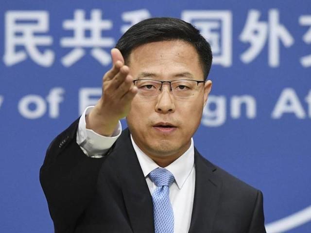 EUA são culpados de três pecados na resposta à Covid-19 e rastreamento de origem, diz porta-voz chinês
