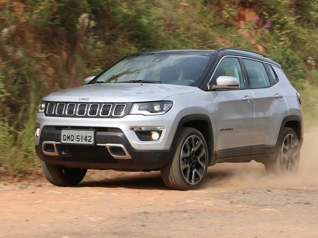 Avaliação: Jeep Compass Limited 2.0 Diesel tem qualidades; preço assusta