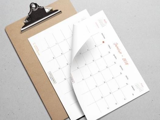 Datas comemorativas? Baixe o calendário 2018 para marketing e redes sociais