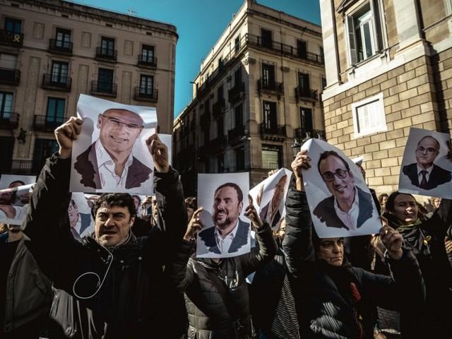 Separatistenführer zu langen Haftstrafen verurteilt