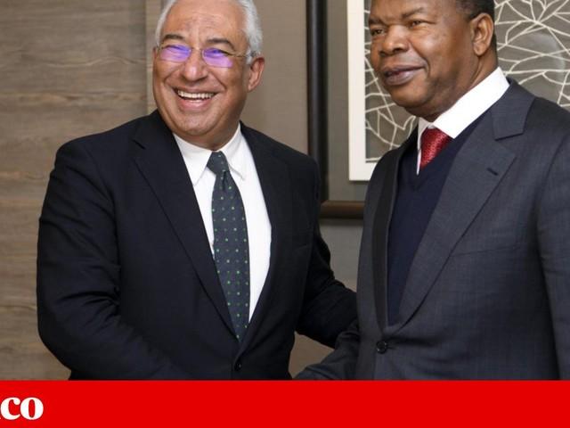 """Encontro com Presidente de Angola foi """"extremamente positivo"""""""