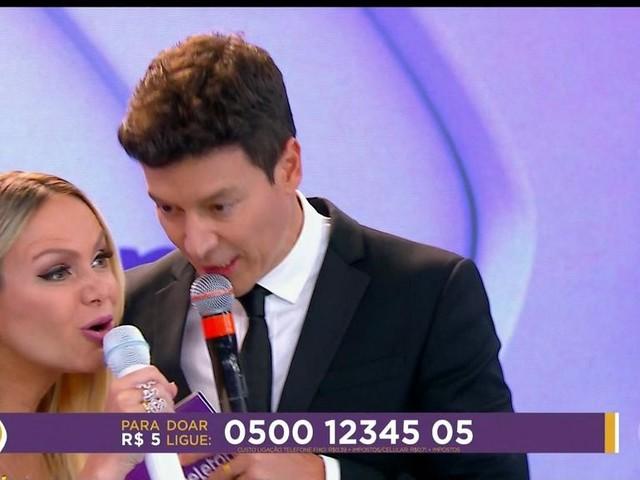 """Eliana declara briga com Rodrigo Faro, passa a perna no apresentador e leva aliada dele em seu programa: """"É guerra"""""""