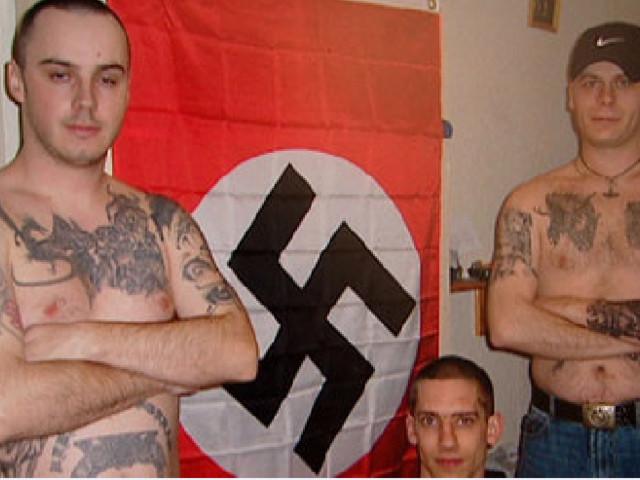 A reação de um neonazista ao descobrir que seu ancestral não é branco