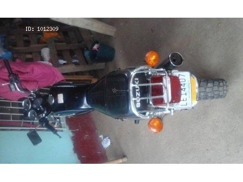 GANGA!!! Vendo moto Suzuki GN 125