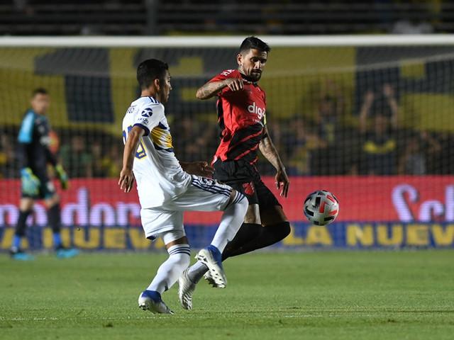 Veja as fotos da derrota do Athletico Paranaense para o Boca Juniors