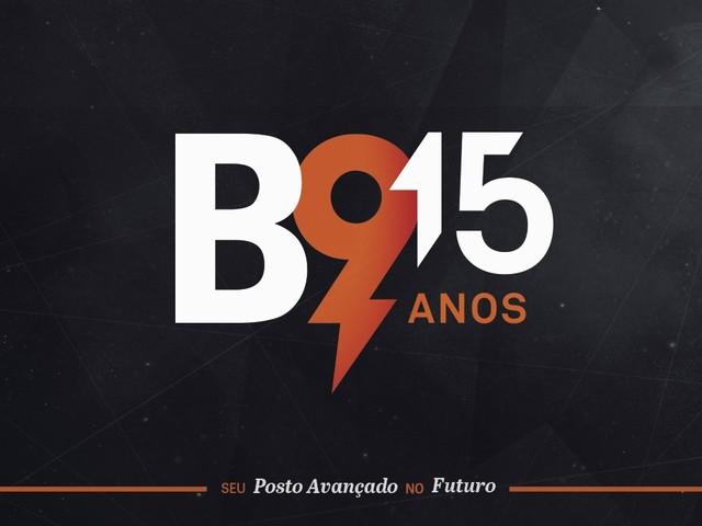 B9 • Há 15 anos, o seu posto avançado no futuro