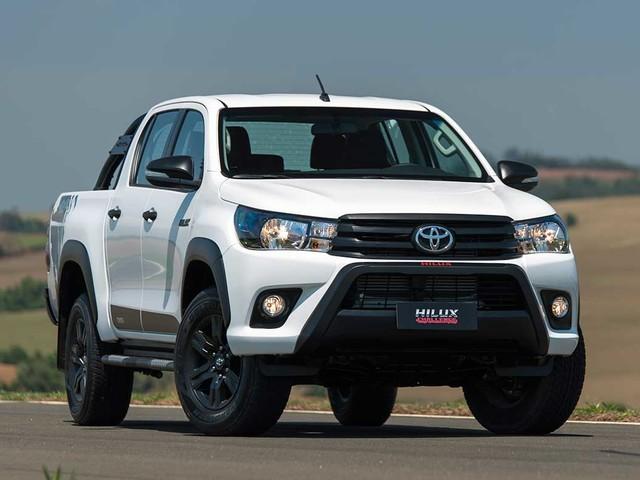 Mercado: Toyota Hilux e SW4 2018 ganham novas versões