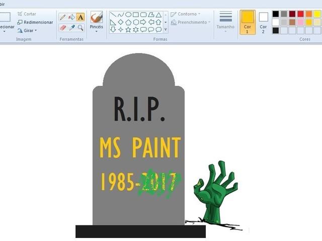 Microsoft ouve fãs e mantém o MS Paint vivo