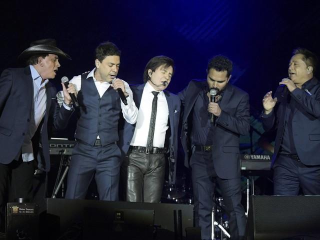 Amigos volta à Festa de Barretos após 20 anos com lançamento: 'Estamos nos divertindo mais'