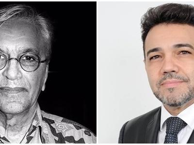 """Caetano aciona STF contra Feliciano após ser chamado de """"estuprador"""""""