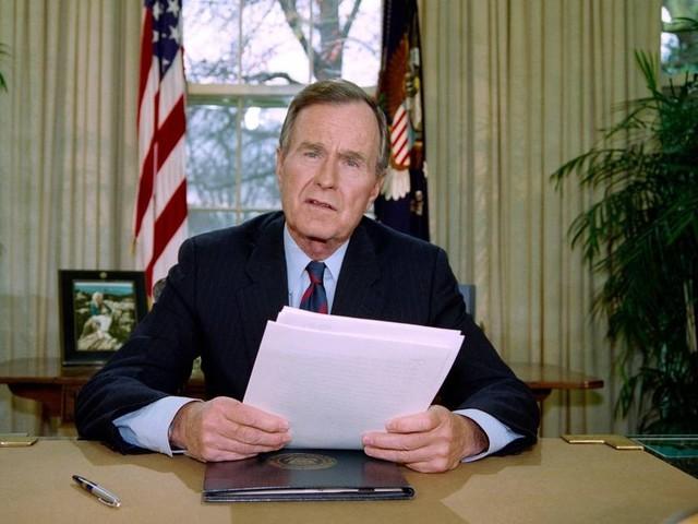 Morre, aos 94 anos, ex-presidente dos EUA George H. W. Bush