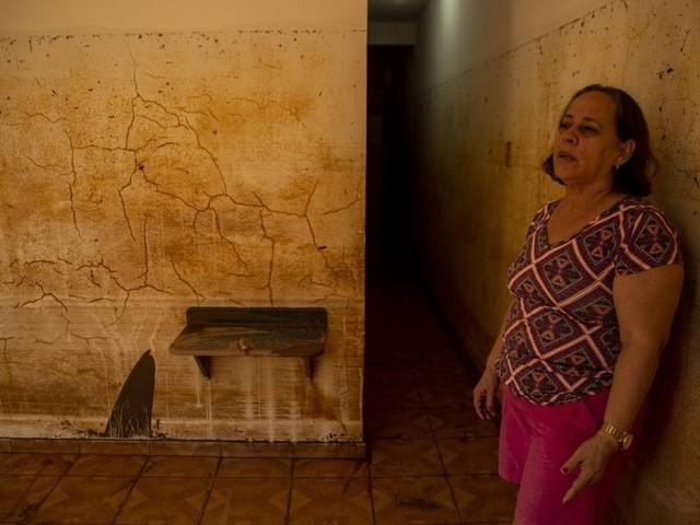 'Não tenho ideia de quando vou voltar para casa', diz moradora desabrigada após enchente em Natividade