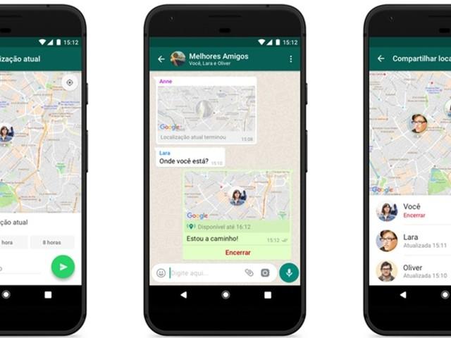 Android terá restrições para apps que acessam localização em 2º plano