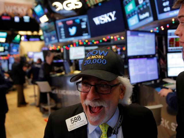 Tecnológicas dão impulso a Wall Street