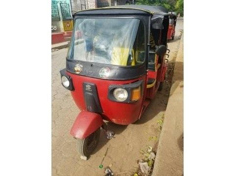 Moto caponera , moto taxi