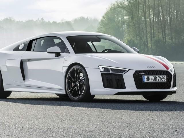 Audi apresenta o novo R8 V10 RWS de tração traseira