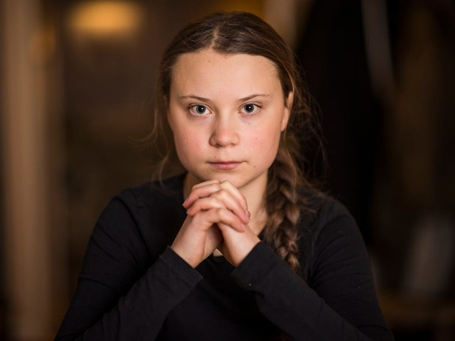 Greta Thunberg é escolhida personalidade do ano pela revista Time
