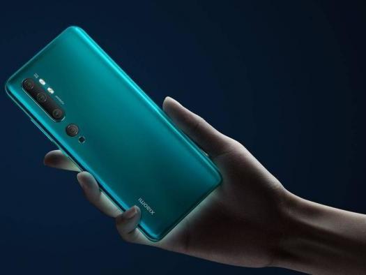 É oficial: Xiaomi Mi Note 10 chega ao Brasil, mas o preço...