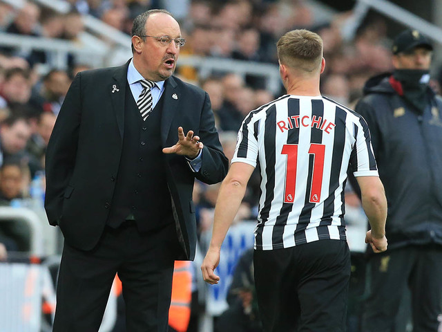 Veja fotos de Newcastle x Liverpool pelo Campeonato Inglês