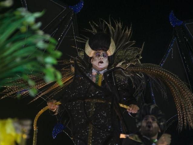 Censura ao Vampirão da Tuiuti partiu do Planalto do Planalto