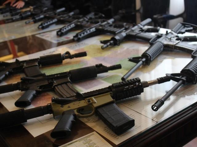 200 armas do tipo foram encontradas | Número de fuzis apreendidos em São Paulo tem aumento de 22% em 2019
