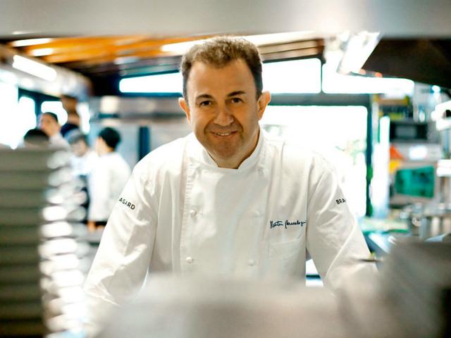 Chef com oito estrelas Michelin abre restaurante em Lisboa