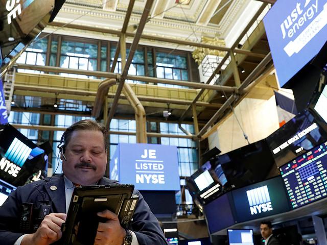 Bolsa de Nova Iorque fecha em alta em dia de resultados da banca