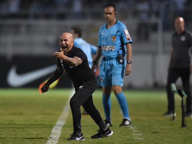 """Re: Sampaoli vê Santos """"impressionante"""", mas faz alerta para a semifinal"""