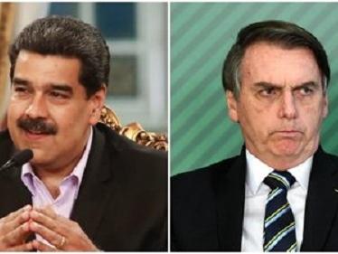 Fora, Nicolás Maduro!