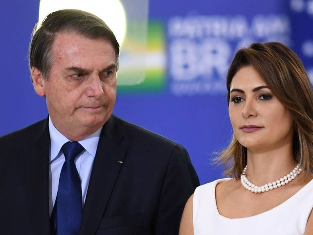 Alerj aprova projeto para conceder Medalha Tiradentes a Michelle Bolsonaro