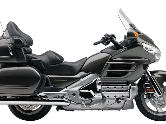 Recall: Honda GL 1800 Gold Wing é chamada por falha em airbag