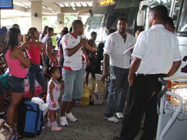 São João: Passagens para duas cidades já estão esgotadas na Rodoviária de Salvador