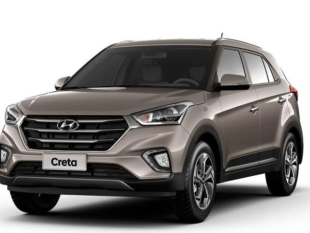 Hyundai Creta Limited chega por R$ 99.990