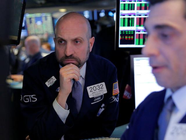 'Yields' dos EUA sobem e tecnológicas penalizam Wall Street