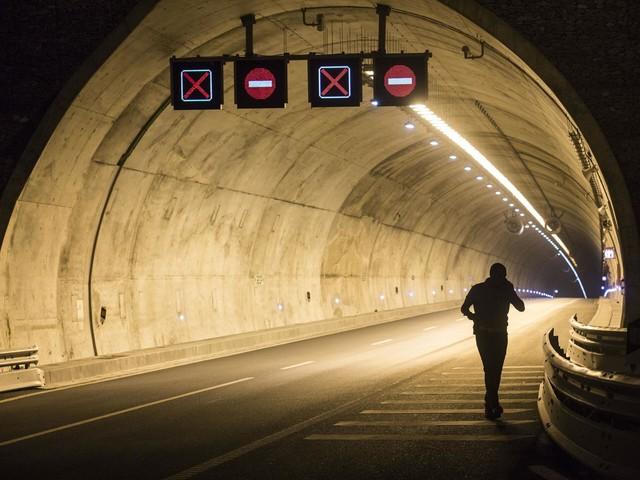 Governo diz que está assegurada a segurança no Túnel do Marão