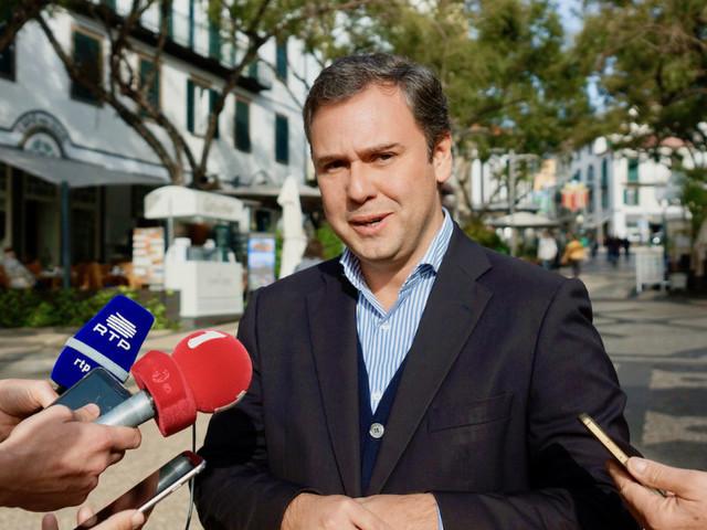 Líder do CDS-PP Madeira pede que seja regulamentado subsídio de mobilidade para ligação marítima